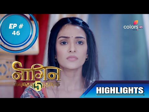 Naagin 5 | नागिन 5 | Episode 46 | Veer's Rude Behaviour Leaves Bani In Tears