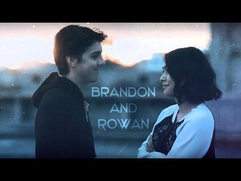 Rowan and Brandon 💙 Browan ( season 3 )