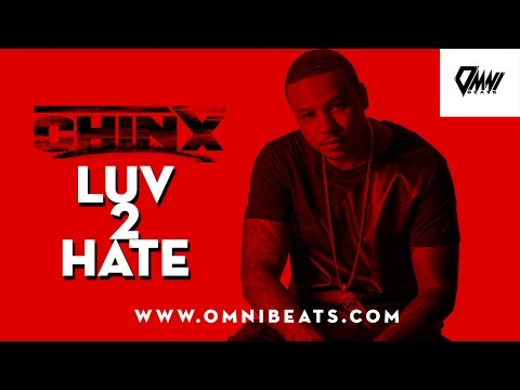 """Chinx Type Trap Beat 2016 """"Luv 2 Hate"""" [Prod  by Omnibeats]"""