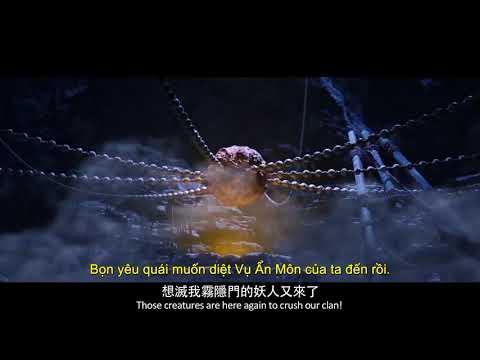 """Phim hành động """"THE THOUSAND FACES OF DUNJIA / NGŨ HIỆP TRỪ YÊU"""" Trailer"""