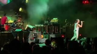 Incubus performs in Clarkston, MI