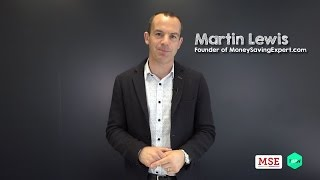 The UK's leading consumer rights campaigner Martin Lewis, MoneySavingExpert.com founder, gives us his view of why you should register to vote, whatever your age. #TurnUp #GE2017 gov.uk/register-to-vote