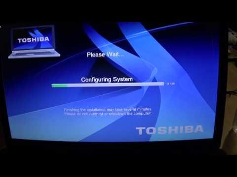 , title : 'Toshiba Satellite Update Fixed'