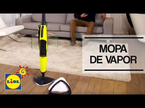 Mopa De Vapor - Lidl España