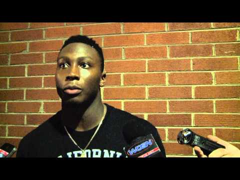 Noah Spence Interview 10/6/2013 video.