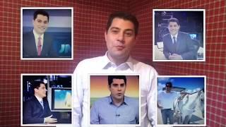 Em vídeo publicado em seu twitter Evaristo Costa confirma sua saída da Rede Globo