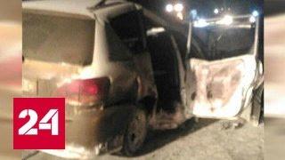 Авария под Саратовом: водитель мог уснуть за рулем