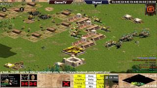 4vs4 Random | GameTV vs SkyRed | Ngày: 09-04-2018. BLV: Kami