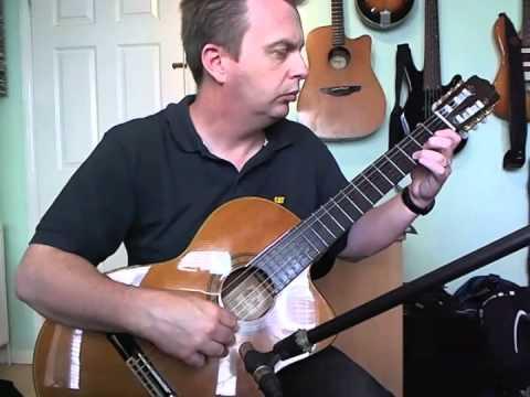 Habanera Era - Trinity Guitar Grade 1