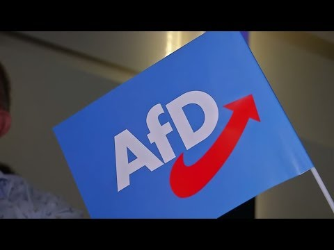 Umfrage: In Ostdeutschland ist die AfD die aktuell st ...