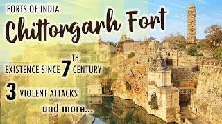 Chittorgarh India  City pictures : Forts Of India - Chittorgarh - Ep # 1