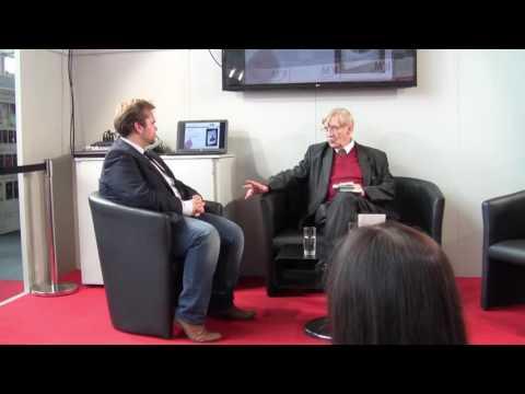 Prof. Josef Seifert im Interview auf der Frankfurter Buchmesse 2016