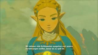 The Legend of Zelda Breath of the Wild - Die Wunde Erinnerung Cutscene  (Nr.8)