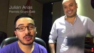 Download Lagu Pianista Invitado Noche de Fiesta: Julián Arias - Grupo Galé Mp3