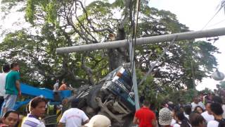 San Fernando (Cebu) Philippines  City pictures : Accident San Fernando, Cebu 2014