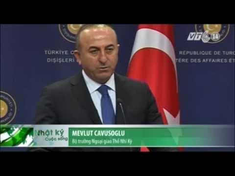 Thổ Nhĩ Kỳ hỗ trợ người Kurd chống IS
