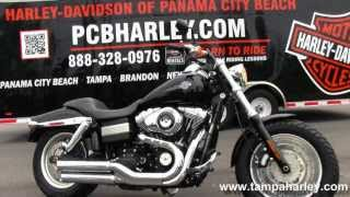 8. Used 2010 Harley Davidson FXDF Dyna Fat Bob Motorcycle for sale