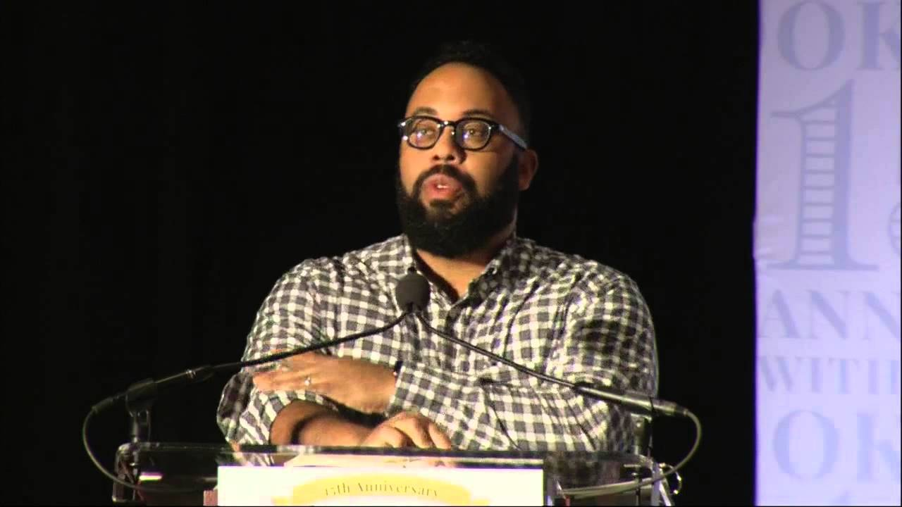 "Kevin Young and ""Book of Hours"" at the National Book Festival 2015"