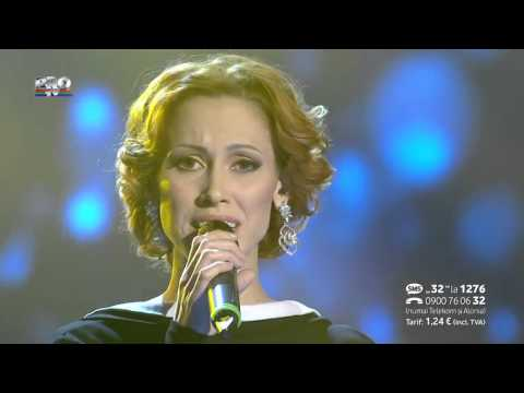 Vocea Romaniei: Aliona Munteanu – I who have nothing (Tom Jones)