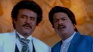 Arunachalam Movie || Rajnikanth & His Secretary Comedy Scene