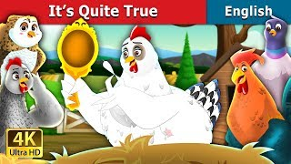 Video It's Quite True Story in English | Bedtime Stories | English Fairy Tales MP3, 3GP, MP4, WEBM, AVI, FLV Mei 2019