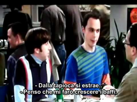 The Big Bang Theory - Bloopers Stagione 2 (SUB ITA)