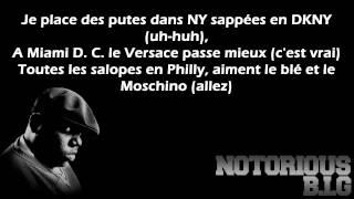 Notorious B.I.G. - Hypnotize [Traduction française]