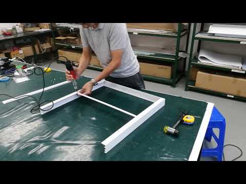 LED Panel Light Mounting Frame