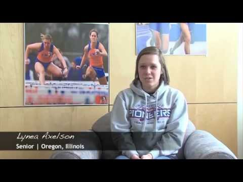 Player Perspectives Series   Lynea Axelson   Track & Field