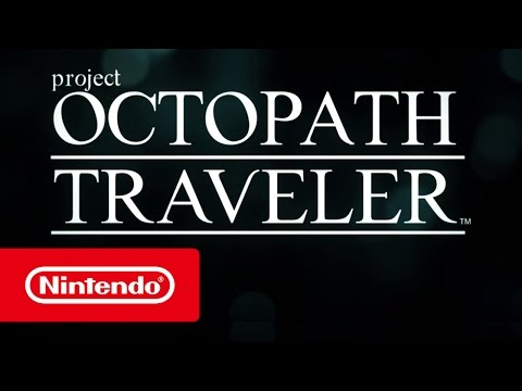 Project Octopath Traveler annoncé sur Switch