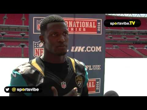 Super Bowl Winner Will Blackmon Talks About The NFL In London