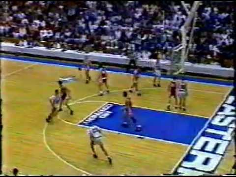 1993 IHSA Class A Supersectional: Red Hill vs. Staunton