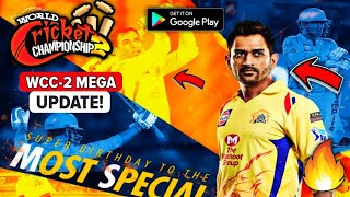 WCC2 IPL 2019 Auction Added New Team CSK & RR Coming! This BIG Update | Full Information Hindi