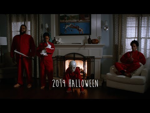 The Johnsons 'Win' Halloween - black-ish