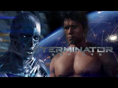 TERMINATOR GENISYS Trailer Review – AMC Movie News