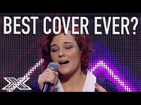 "Bella Ferraro's INCREDIBLE ""Skinny Love"" Cover Has Judges Standing On Tables! 