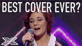 "Video Bella Ferraro's INCREDIBLE ""Skinny Love"" Cover Has Judges Standing On Tables! 