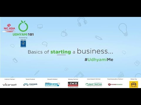 (Why  UDHYAMI SEED CAMP- TECH EDITION ? Startups ...2 min.13 sec.)