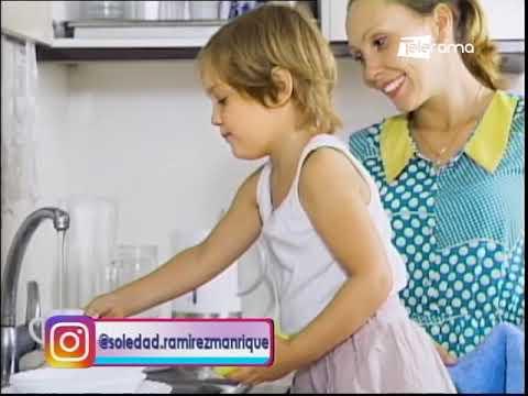 ¿Cómo ayudar que los niños ayuden en casa?