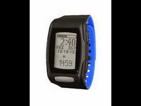 LifeTrak Zone C410 24-hour Fitness Tracker, Black/Blizzard Blue OS28