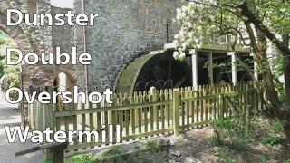 Dunster United Kingdom  city pictures gallery : Dunster Double Overshot Watermill - Somerset, UK