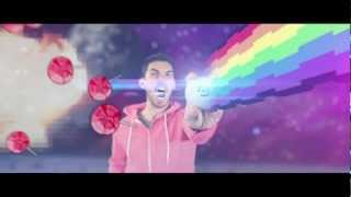 Sphero Nyan Cat Space Party YouTube video