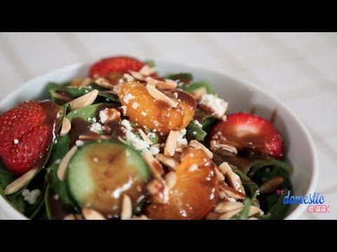 4 Homemade Salad Dressing Recipes In A Jar