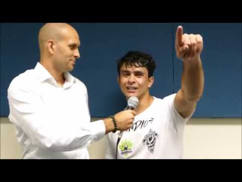 Danillo Villefort Post Fight Interview FFC 24