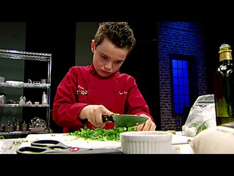 The Kids' Final Challenge On Rachael Vs. Guy: Kids Cook-Off