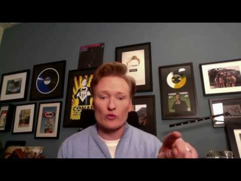 To - Hey it's me Conan O'Brien and this is what I think about Taylor Swift's video for her song