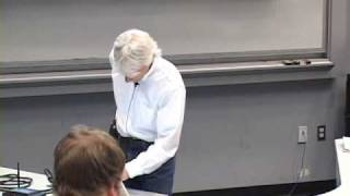 Genetic Engineering And Society, Lecture 9a, Honors Collegium 70A, UCLA