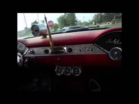 Russell's 56 Chevy 454   4 Speed Posi Ride