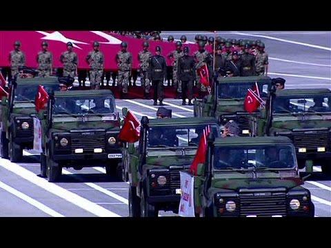 Η Άγκυρα έδωσε πράσινο φως για τη μαντήλα στο στρατό