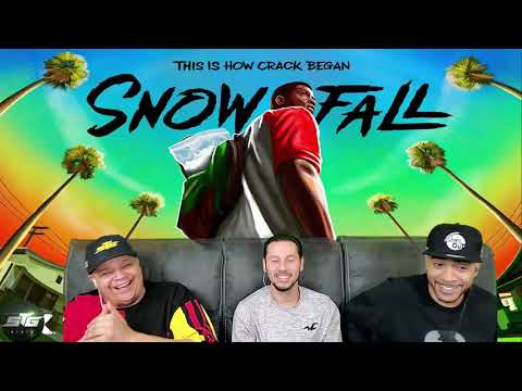 "Snowfall Season 1 Episode 4 Reaction ""Trauma"" Pt 1"